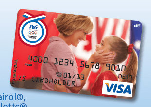 Deal | Purchase $40 of participating P&G products and receive a $10 Visa® Prepaid Card