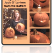 #Tip | Light your Jack O'Lantern in a new way for #Halloween