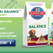 Try Hill's Science Diet Ideal Balance with a FREE bag + 2 FREE Cans!