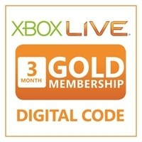 XBox 3 Month Digital Code