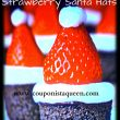 #Recipe | Strawberry Santa Hats
