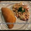 Quick and Easy 30-Minute Dinner Recipe: Tuna Turnovers and Chipotle Cole Slaw