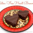 #Recipe | Gluten Free Brownie Hearts