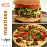 25 Satisfying Meatless Recipes