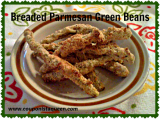 Breaded Parmesan Green Beans Recipe