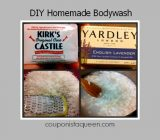 Frugal DIY Homemade Body Wash – Easy and Awesome