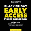 Best Buy starting Early Access Black Friday deals on 11/25