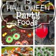 15 Spooktacular Halloween Party Foods