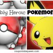 Adorably Heroic Pokemon Gifts