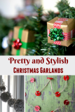 Pretty and Stylish Christmas Garlands to Make Yourself