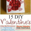15 Cute as Can Be Homemade Valentine's