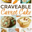 Craveable Carrot Cake Treats