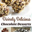 Divinely Delicious Chocolate Desserts
