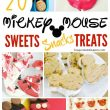 Mickey Mouse Sweets, Snacks, and Treats