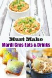Must Make Mardi Gras Eats and Drinks