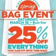 25% Off Everything You Can Fit In Your Bag at Gordman's