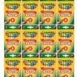 STOCK UP PRICE! 12 8-Count Boxes of Crayola Crayons! FREE PRIME SHIPPING!